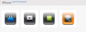 Bottone Ipod